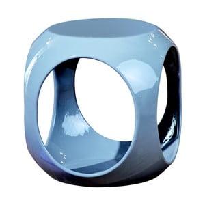 Modrý odkládací stolek 13Casa Dado