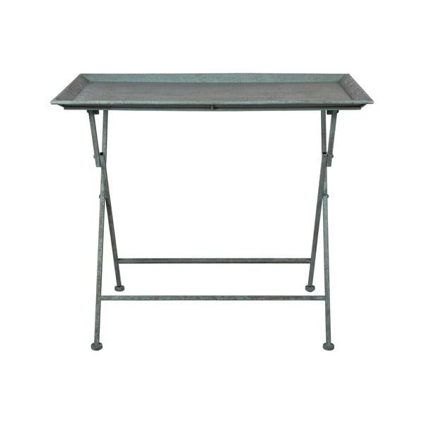 Kovový stolek Turquesa
