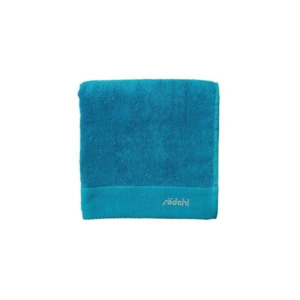 Malý ručník Comfort petrol, 30x30 cm