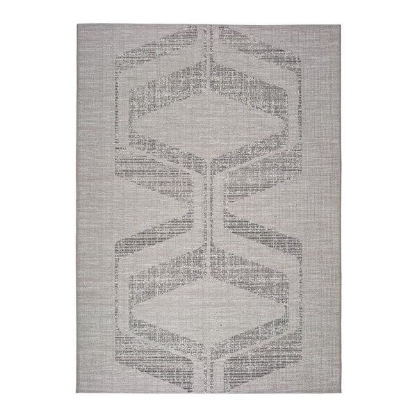 Covor pentru exterior Universal Weave Misana, 77 x 150 cm, albastru-gri