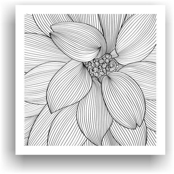 Obraz k vymalování Color It no. 7, 50x50 cm