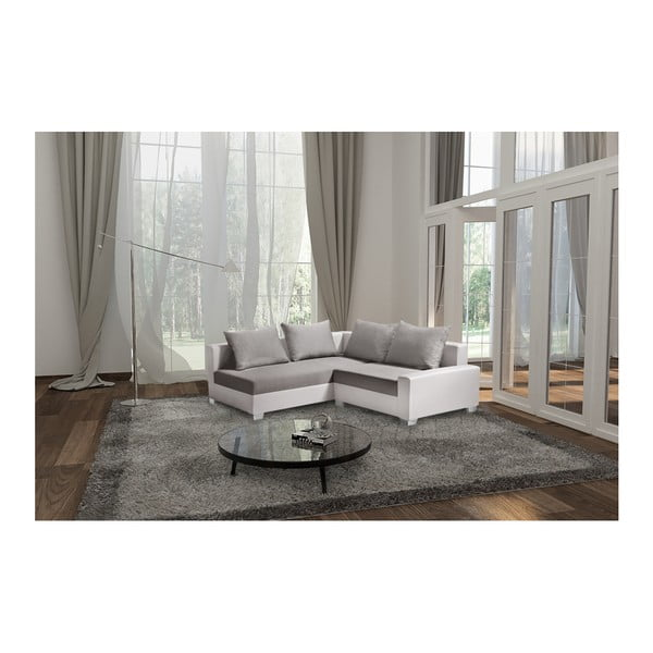 Béžová sedačka Interieur De Famille Paris Aventure, levý roh
