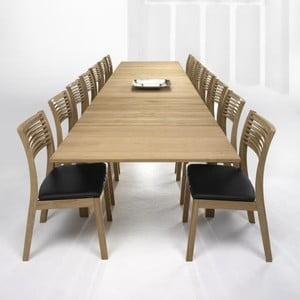 Jídelní stůl Zenzi, 205x105x74 cm