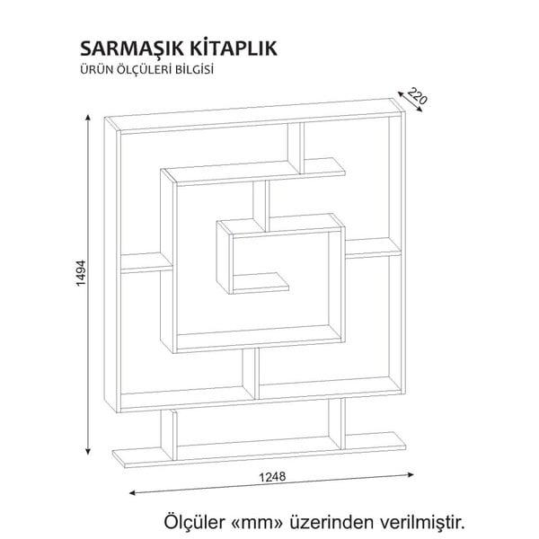 Bílá knihovna Sarmasik