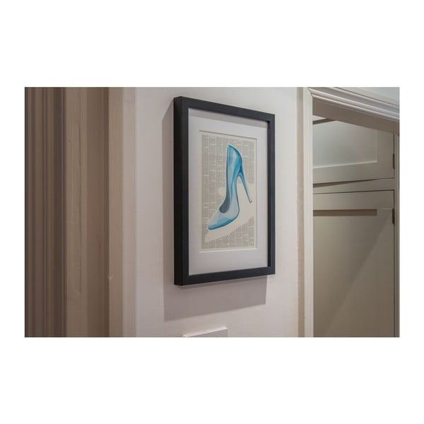 Knižní plakát Popelka, 21x29,7 cm