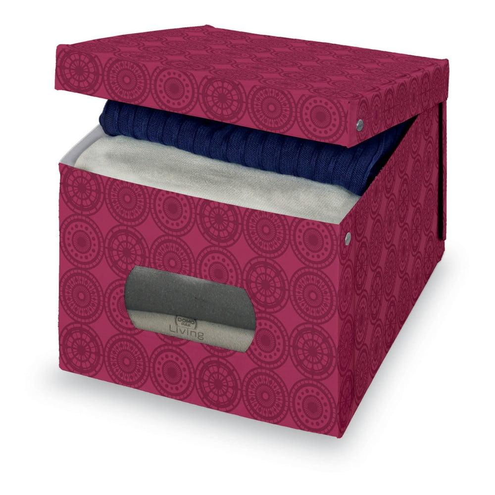 Úložný box Domopak Ella, 31 x 50 cm
