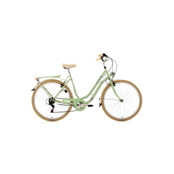 "Kolo City Bike Casino Green, 28"", výška rámu 53 cm"