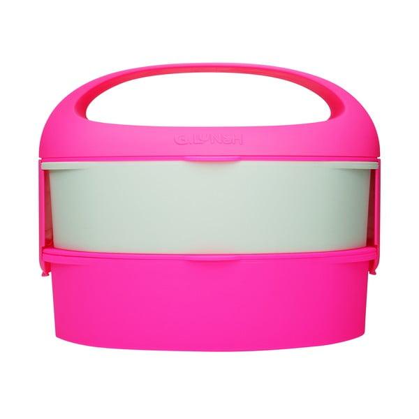 Svačinová krabička Bento G.Lunch Pink