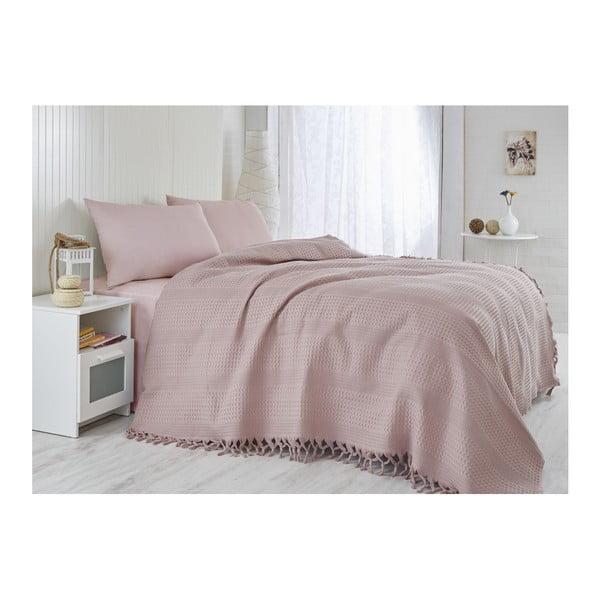 Samios könnyű ágytakaró egyszemélyes ágyhoz, 180 x 240 cm