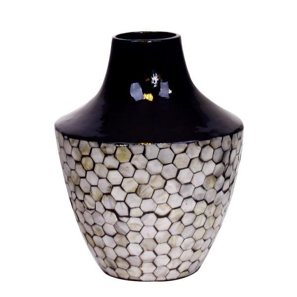 Bambusová váza Mother of Pearl