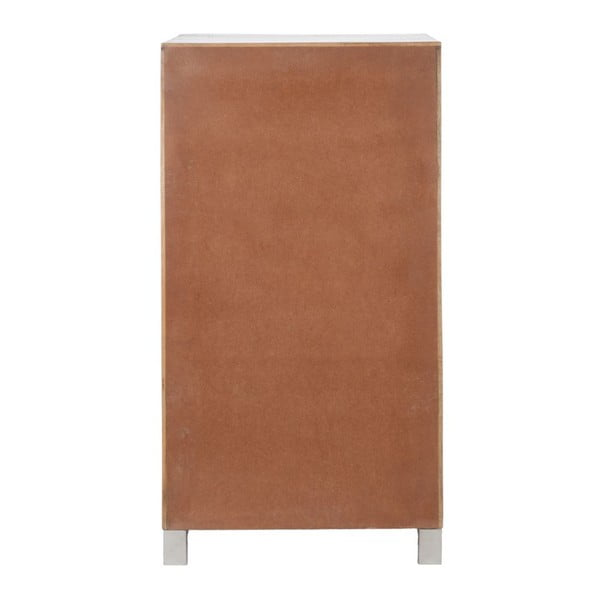 Zásuvky Cross Natural, 60x45x110 cm