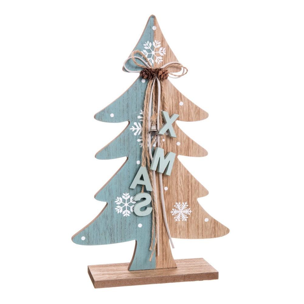 Dřevěná vánoční dekorace Ixia Xmas