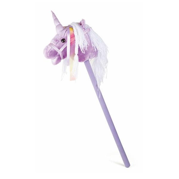 Jucărie Legler Unicorn, mov