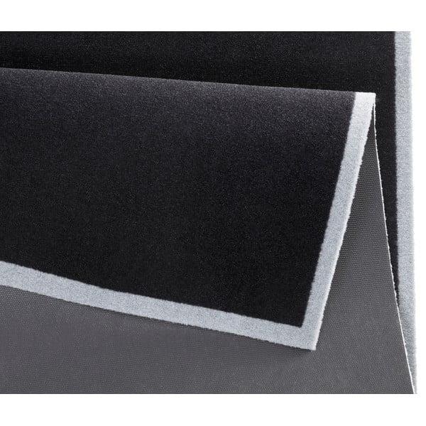 Černý kuchyňský běhoun Hanse Home Enjoy, 50x150cm