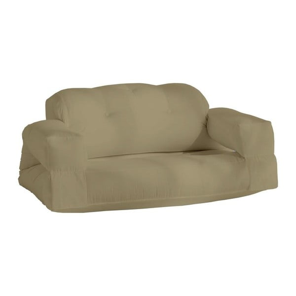 Beżowa sofa rozkładana odpowiednia na zewnątrz Karup Design OUT™ Hippo Beige