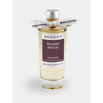 Ulei de baie cu aromă de prune și vanilie Bahoma London, 200ml