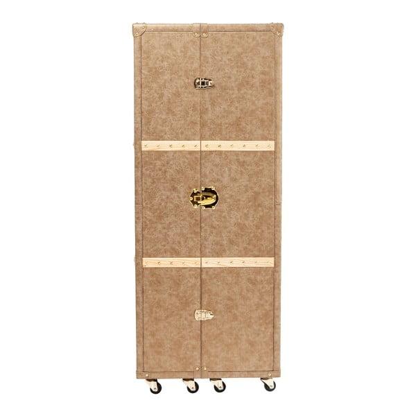 Skříň na kolečkách Kare Design West Coast, výška 151,5cm
