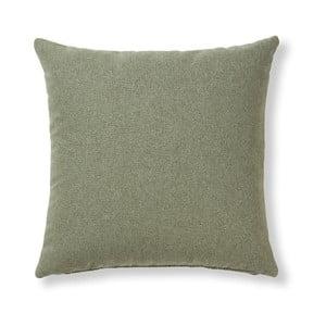 Zelený polštář La Forma Mak, 45 x 45 cm