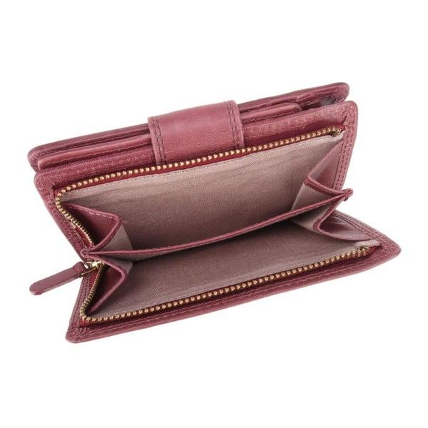 Kožená peněženka Clara Berry