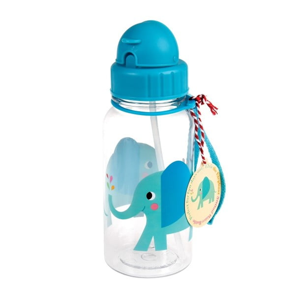 Butelka na wodę Rex London Elvis The Elephant, 500 ml
