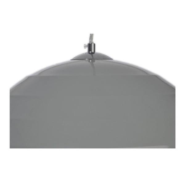 Stropní lampa Jeanne, šedá