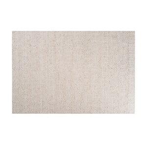 Koberec s přídavkem vlny Justin Ivory, 170x240 cm