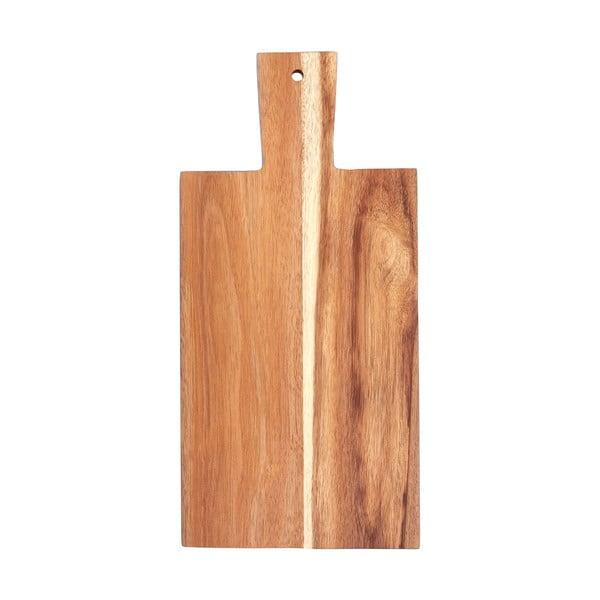 Doska z akáciového dreva Premier Housewares, 42×20 cm