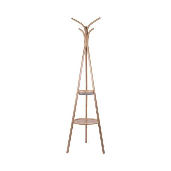Bambusový vešiak na kabáty Leitmotiv Nativ, výška 170 cm