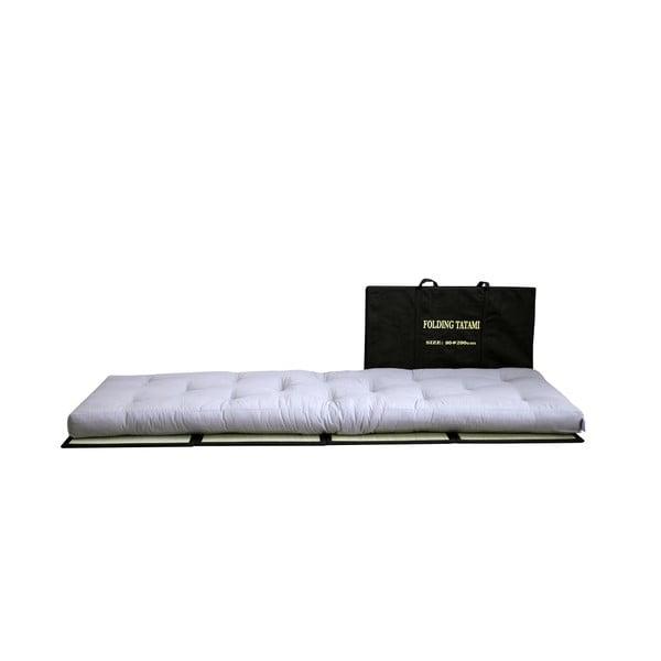 Skládací tatami podložka Karup Folding Tatami, 80 x 200 cm