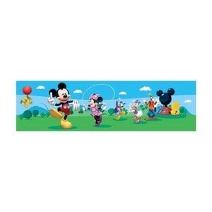 Samolepící bordura AG Design Mickey Mouse II, délka 5m