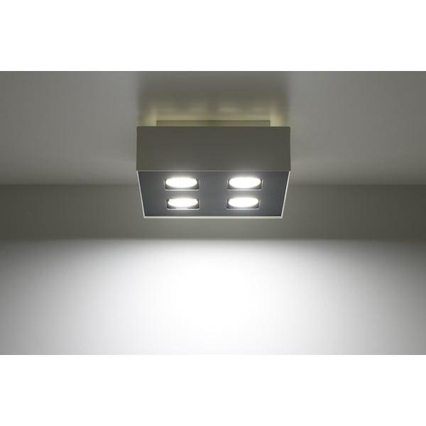 Bílé stropní světlo Nice Lamps Hydra4