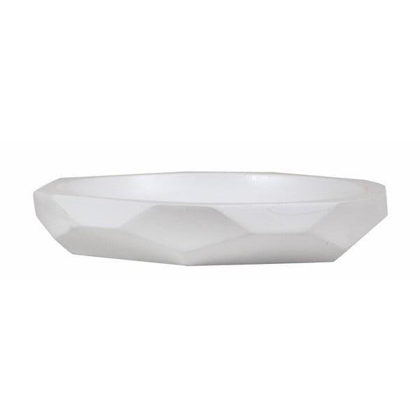 Podložka na mýdlo Dynamic White