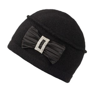 Černá čepice Lavaii Pola