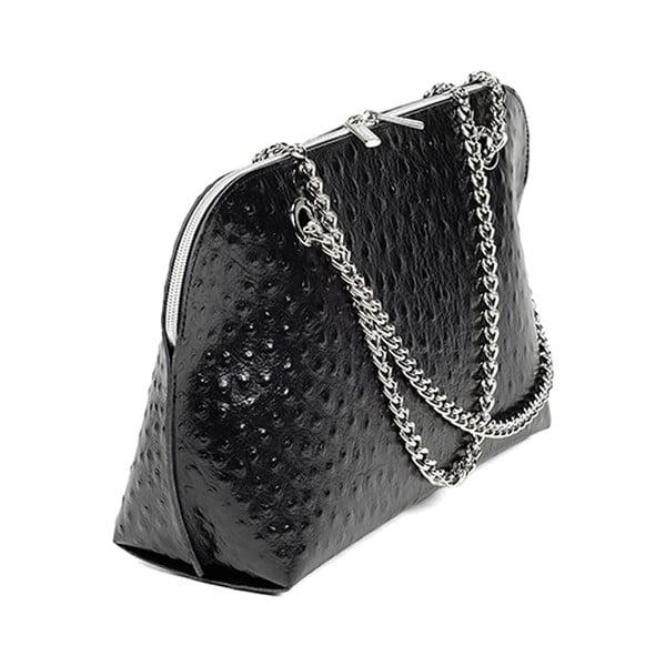 Kožená kabelka Grace Black