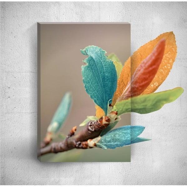 Nástěnný 3D obraz Mosticx Amazing Nature, 40 x 60 cm