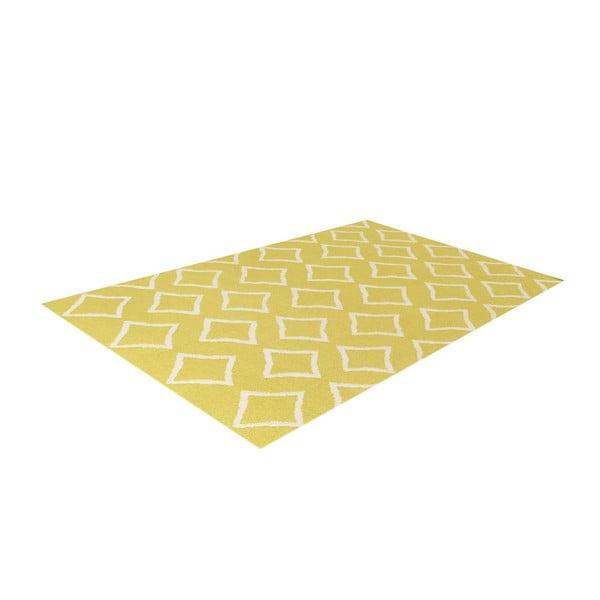 Vlněný koberec Kilim no. 11175, 120x180 cm