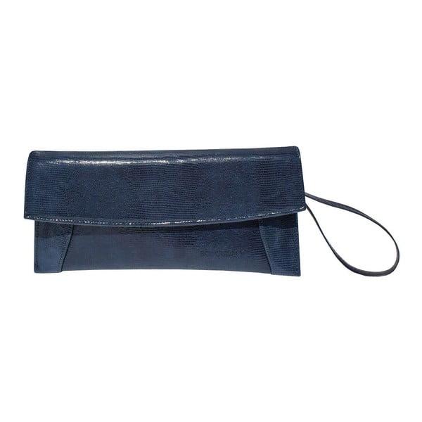 Kožená kabelka/psaníčko Boscollo Blue 2227