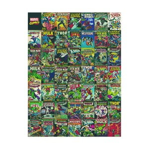 Obraz Pyramid International Marvel Comics Covers, 60 x 80 cm