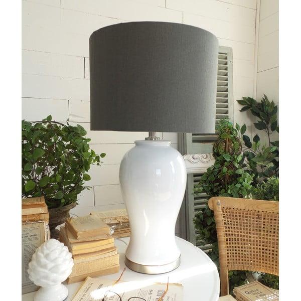 Stolní lampa White Grey