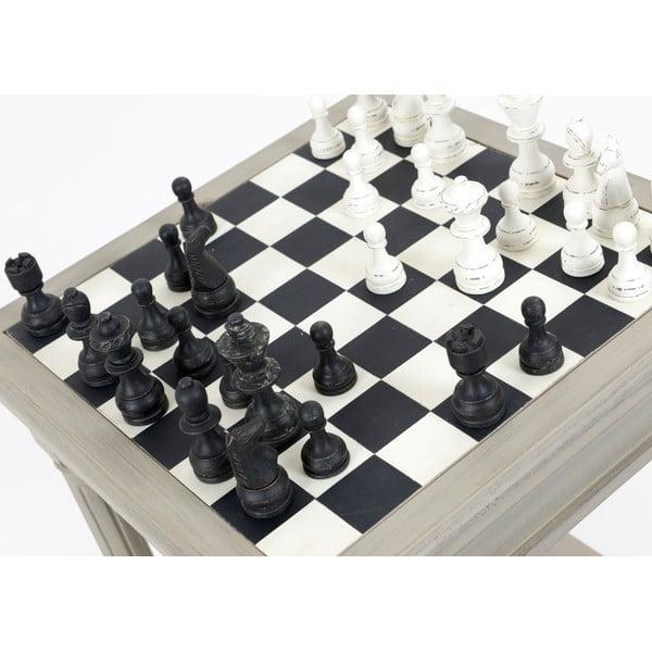 Stolek na šachy Edouard