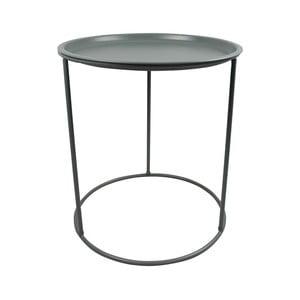 Zelený odkládací stolek De Eekhoorn Ivar