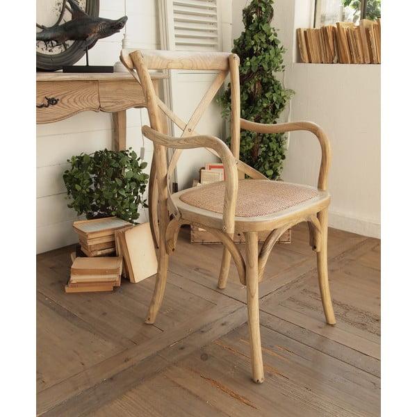 Židle s opěrkami West Coast