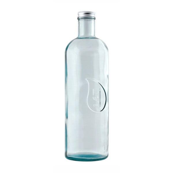 Lahev z recyklovaného skla Ego Dekor, 1,6litru