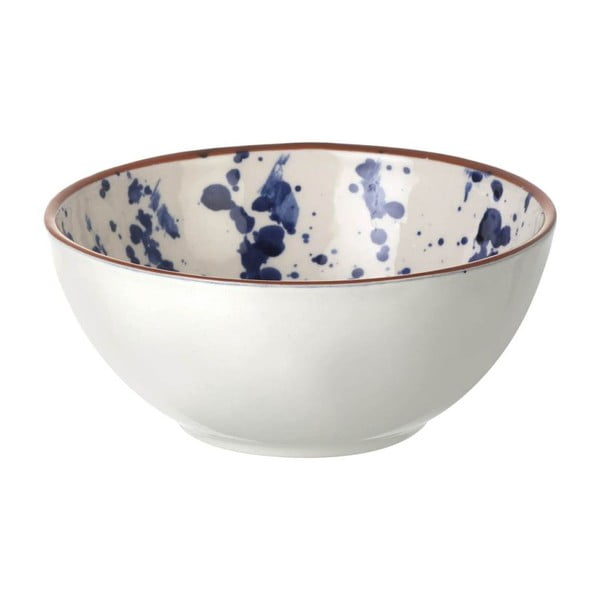 Keramická miska Parlane Blue Art, Ø15,5cm