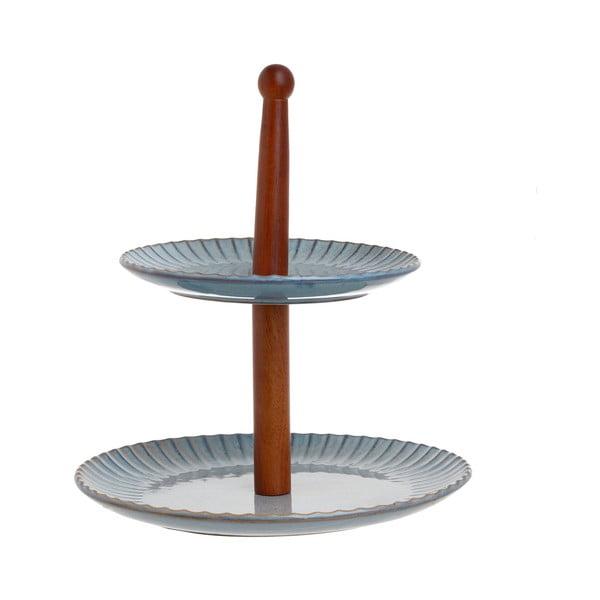 Sea porcelán süteményes tál, ⌀ 26,5 m - InArt