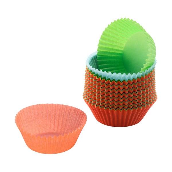 200 db-os színes muffinpapír szett - WMF