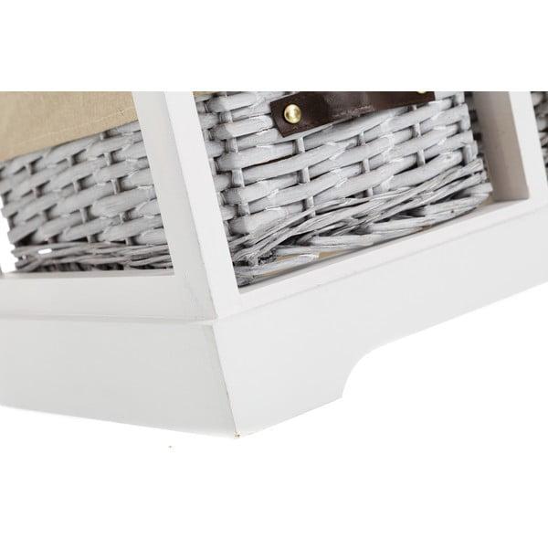 Úložné košíky Nimbre, délka 71 cm