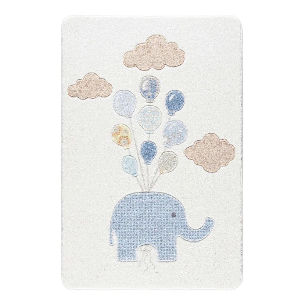 Dětský koberec Kids World Elephant, 100x150cm