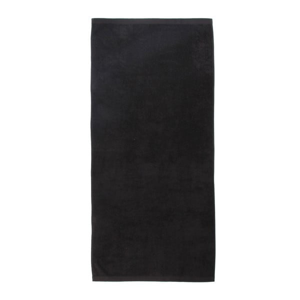 Prosop Artex Alpha, 70 x 140 cm, negru