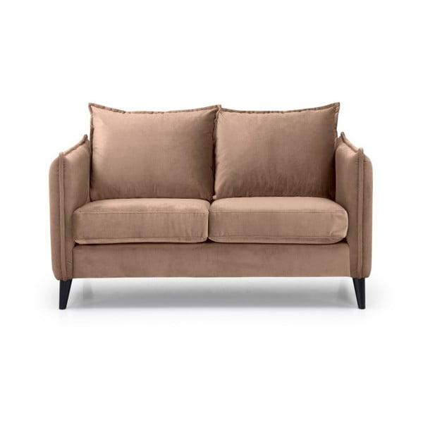 Leo bézs kétszemélyes kanapé - Softnord